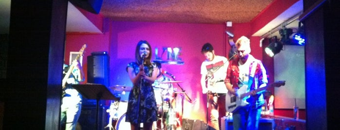 Line Music Club is one of Oo Nights!!.