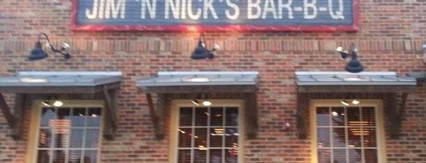 Jim 'N Nick's Bar-B-Q is one of Lugares favoritos de Patrick.
