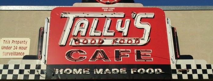 Tally's Good Food Café is one of Tulsa.