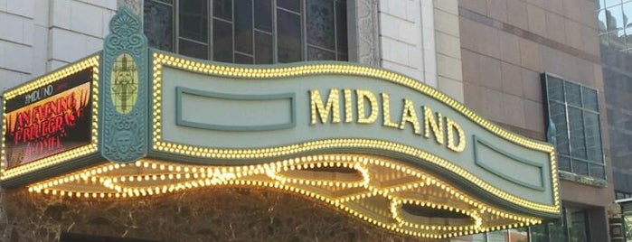 Arvest Bank Theatre at the Midland is one of Events To Visit....