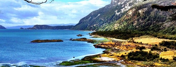 Parque Nacional Tierra del Fuego is one of Magellan's Circumnavigation of the Globe.