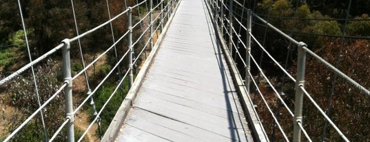 Spruce Street Foot Bridge is one of Hidden San Diego.