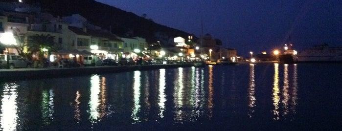 Kea Port is one of Lugares favoritos de maria.