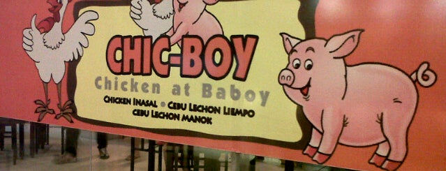 Chic-Boy is one of Restaurants.