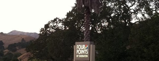 Four Points by Sheraton San Rafael is one of Sofiさんのお気に入りスポット.