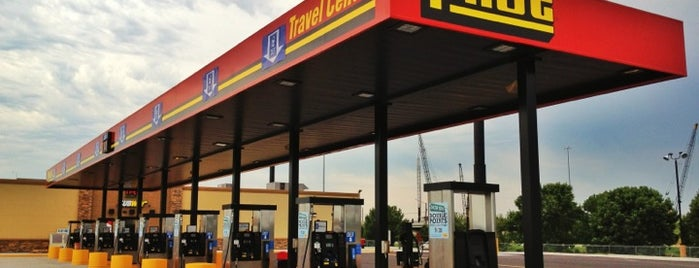 Pilot Travel Centers is one of Posti che sono piaciuti a Danny.