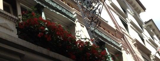 Hotel Wilden Mann is one of schon gemacht 2.