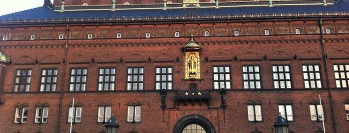 Rådhuspladsen is one of Plaza-sightseeing i København.