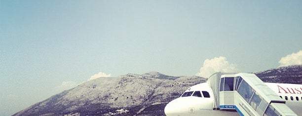 Dubrovnik Airport (DBV) is one of Airports.