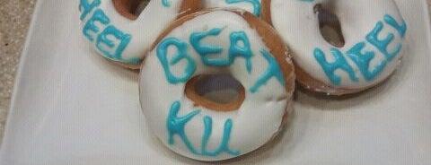 Krispy Kreme Doughnuts is one of Lieux qui ont plu à Jordan.