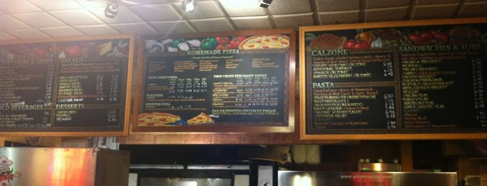 Amato's Pizza is one of Pizza Pizza Pizza.