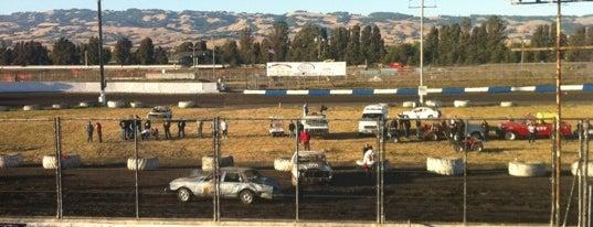 Petaluma Speedway is one of Bucket List for Gearheads.