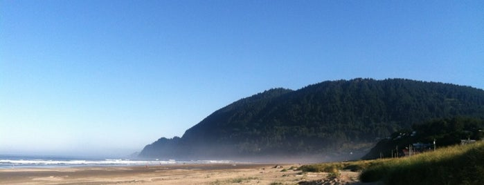 Manzanita Beach is one of Road Trip: San Francisco to Portland.