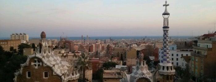 구엘공원 is one of Best views in Barcelona.