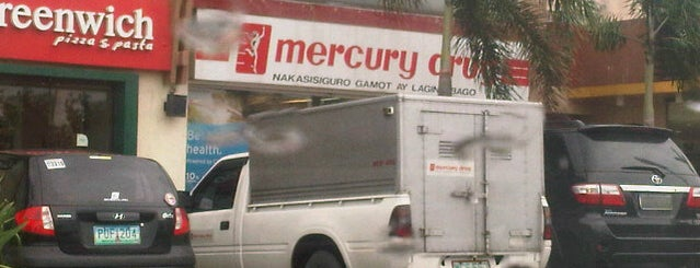 Mercury Drug is one of Orte, die Shank gefallen.