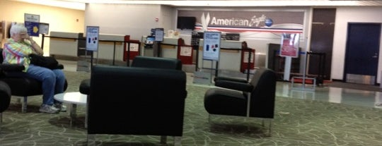 Aeropuerto Internacional Piedmont Triad (GSO) is one of Free WiFi Airports 2.