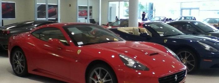 Ferrari of Fort Lauderdale is one of Tempat yang Disukai Marqus.