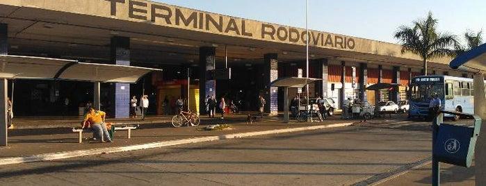 Terminal Rodoviário de Ribeirão Preto is one of Cidades... e lugares...