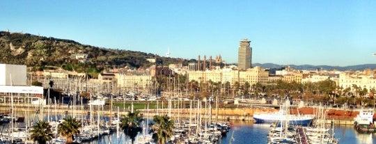 La Barceloneta is one of 101 llocs a veure a Barcelona abans de morir.