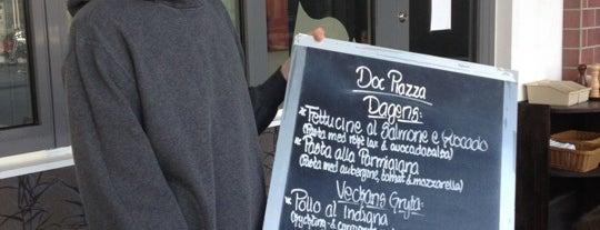 Doc Piazza is one of Locais salvos de Bea.