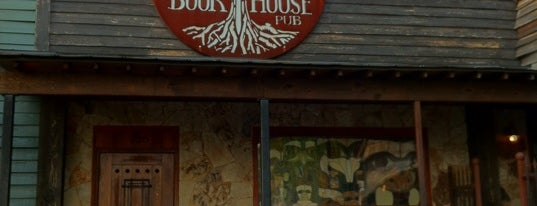 The Book House Pub is one of Kyle's Atlanta to-do (bars).