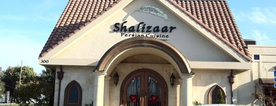 Shalizaar is one of City: San Fracisco, CA.