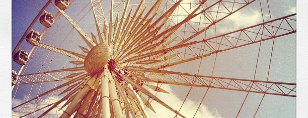 Niagara SkyWheel is one of New York Trip.