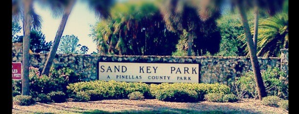Sand Key Park is one of Clearwater.