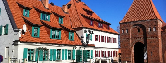 Hotel 1231 Torun is one of Hotels in Torun.