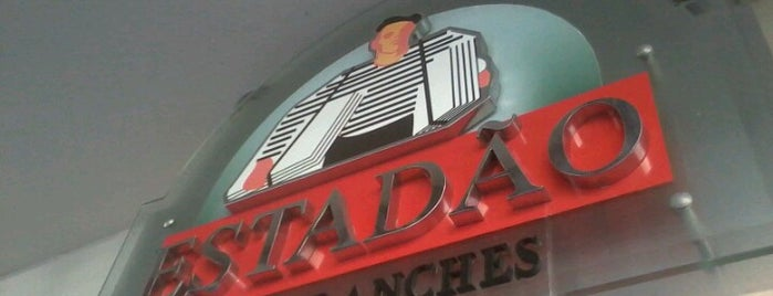 Estadão Bar & Lanches is one of Sp.