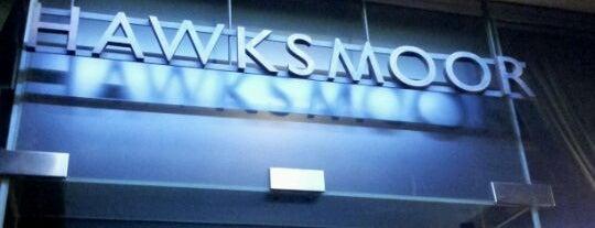 Hawksmoor Seven Dials is one of london.