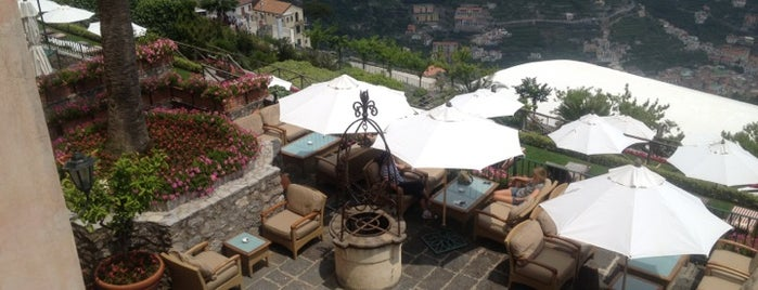 Hotel Palazzo Avino is one of Hotels of the world.