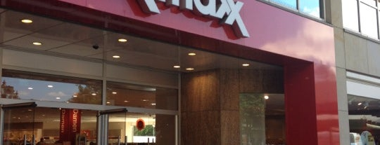 TK Maxx is one of Berlin.