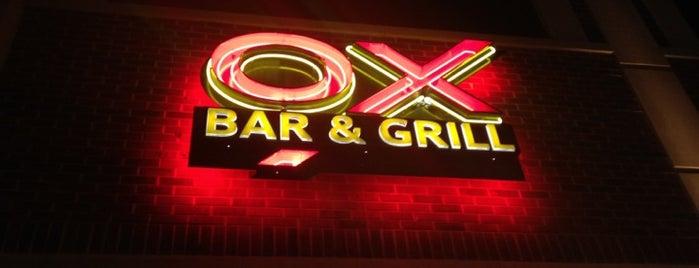 The Ox Bar & Grill is one of Darrick 님이 좋아한 장소.