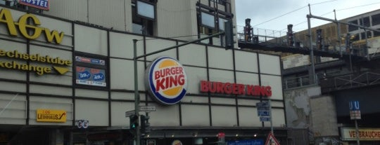 Burger King is one of Germany.
