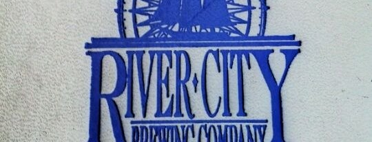 River City Brewing Company is one of Breweries I've Visited.