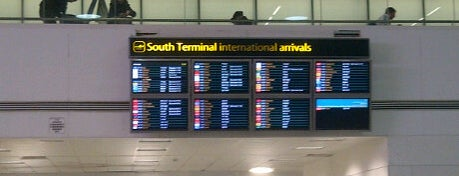 London Gatwick Airport (LGW) is one of Airports of the World.