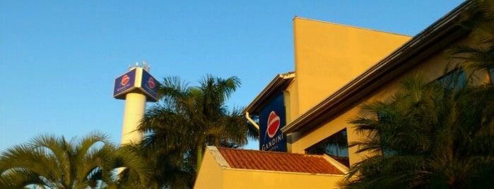 Hotel Gandini is one of Estevão'nun Beğendiği Mekanlar.