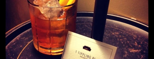 One Tippling Place is one of Philly Faves.