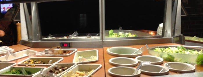 Charlie Brown's of Scotch Plains is one of Salad Bars.
