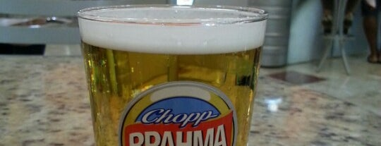 Chopp Brahma is one of Rôles.