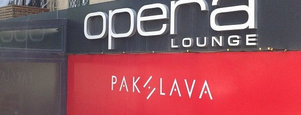 Opera Lounge is one of Perryさんの保存済みスポット.