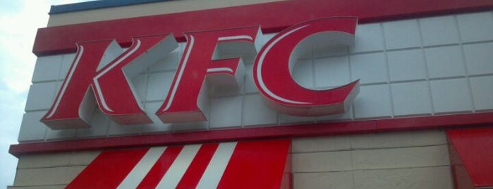 KFC is one of Paulina's Liked Places.