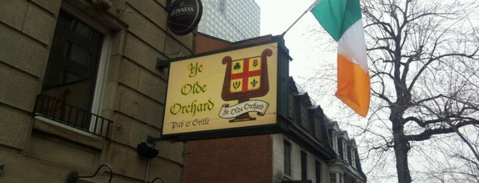 Ye Olde Orchard Pub & Grill is one of MTL testé.