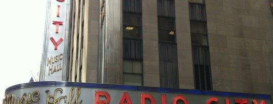 Radio City Music Hall is one of 101 places to see in Manhattan before you die.