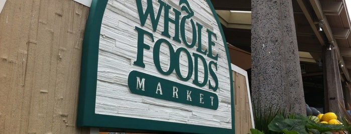 Whole Foods Market is one of California Trip Plan.