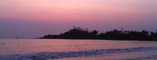 Patnem Beach is one of Beaches - South Goa.