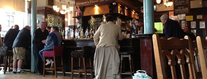 Tennents Bar is one of Scotland bar/pub.
