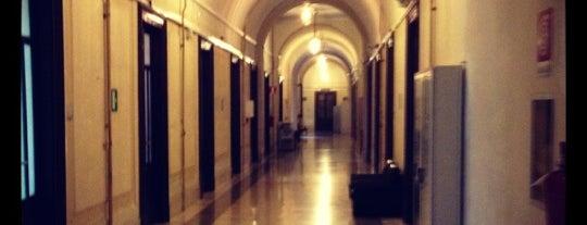 Ministero dell'Istruzione dell'Università e della Ricerca is one of Rome.