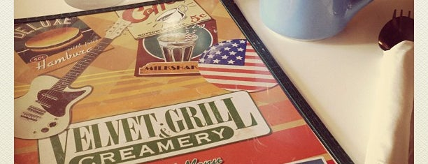 Velvet Grill & Creamery is one of Guide to Lodi's best spots.